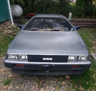 1981 project delorean for sale