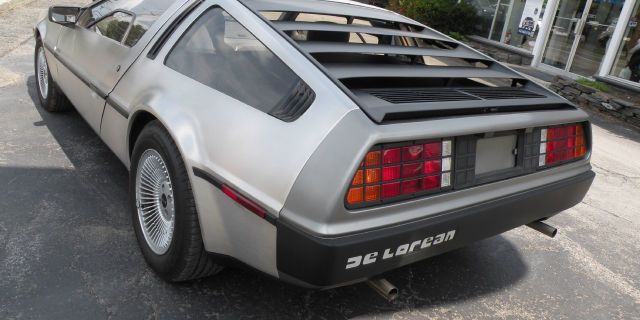 1981 Delorean For Sale NY