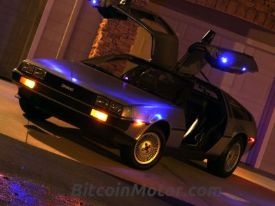 1981 Delorean For Sale Memphis - 300 BitCoins