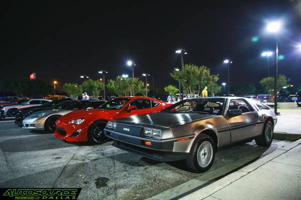 Delorean For Sale Texas