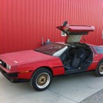 delorean for sale california