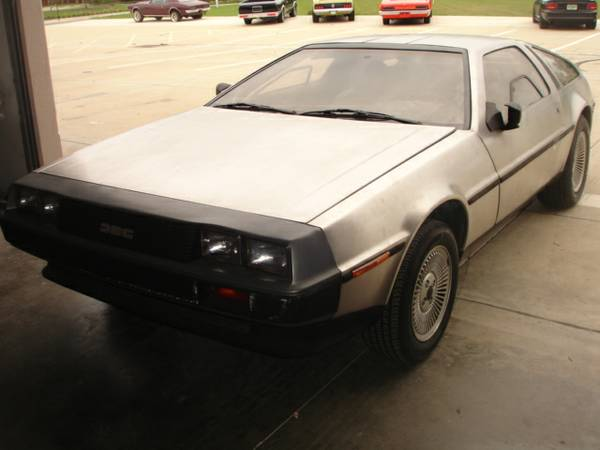 delorean for sale daytona