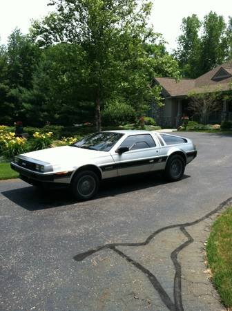 1981 Delorean for Sale Dexter