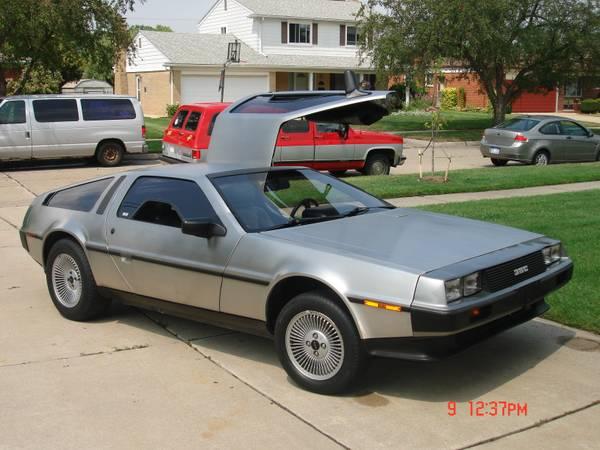 1981 Delorean For Sale Shelby MI