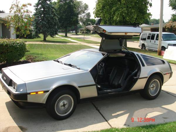 1981 Delorean For Sale Shelby MI