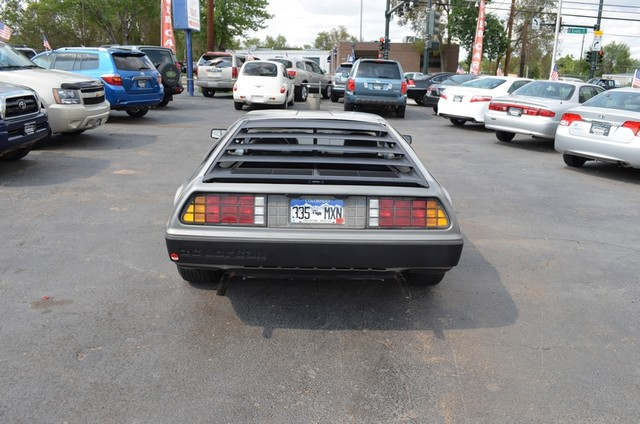 delorean for sale colorado