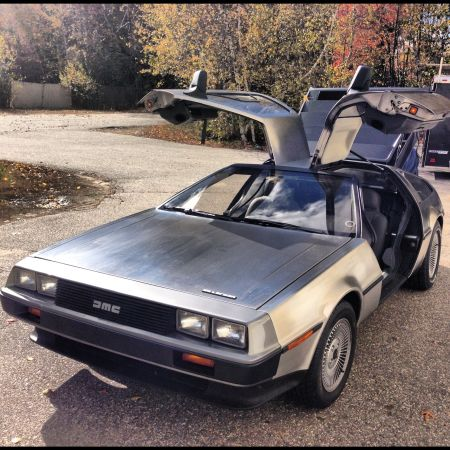 1981 delorean for sale concord nh