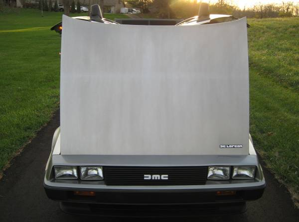 1983 delorean for sale