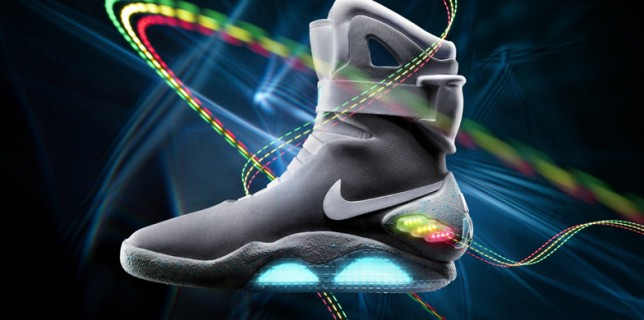 Nike Back To The Future Shoes