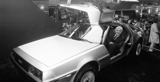 John Delorean Movie Driven