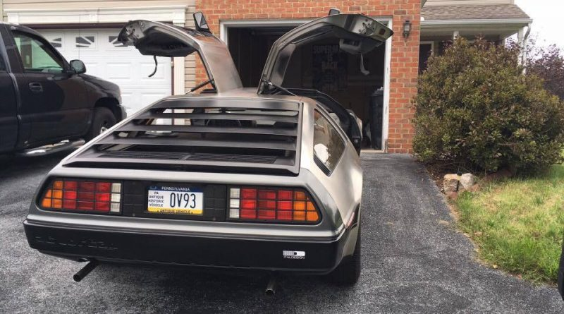 DeLorean For Sale eBay